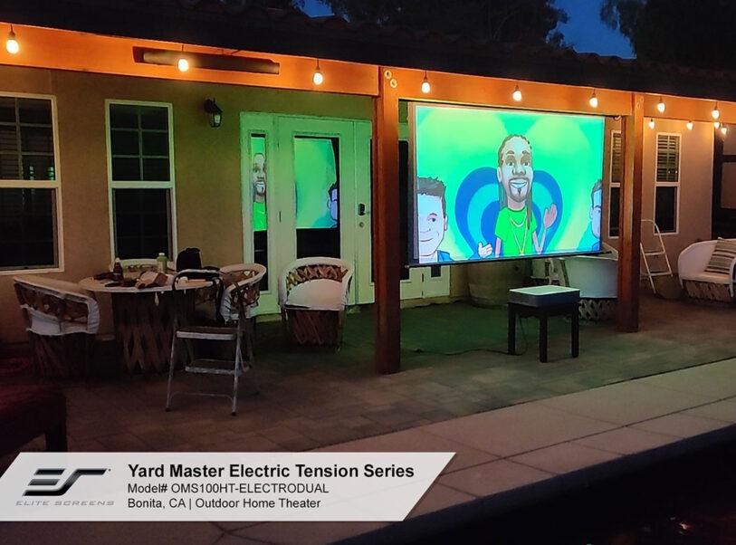 Yard Master Electric Tab-Tension series