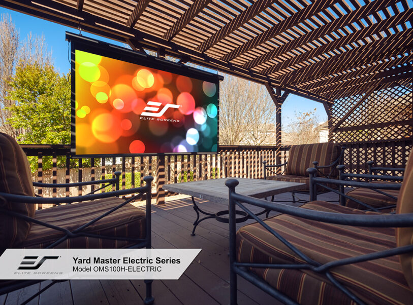 Yard Master Electric Series Outdoor Application