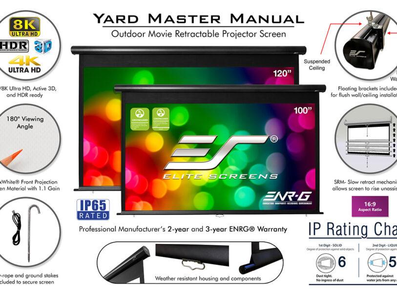 Yard Master Manual Series