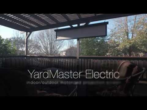 YardMaster Electric Product Video (Short 60 Second Version)