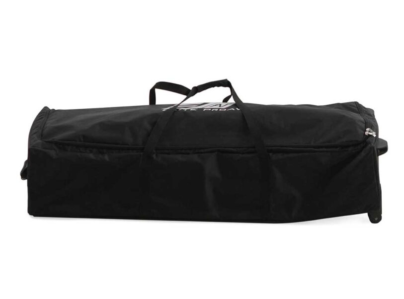 """Wheeled Carrying Bag included for 180"""" and 200"""" models"""
