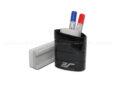 ZER2 : 2 pens, 2 erasers, and 1 cradle