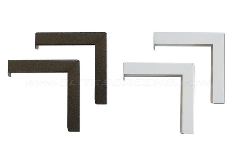 L brackets for Manual/VMAX2/Spectrum/Spectrum Tension Series