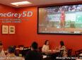 CineGrey 5D® on ezFrame Series