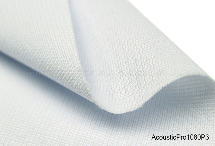 AcousticPro 1080P3 Material