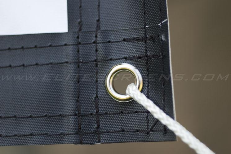 DIY Pro Screen Series Material Attachment
