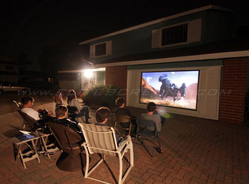 DIY Pro Screen Series Movie Gathering