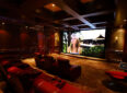 ezFrame Series In Home Theater