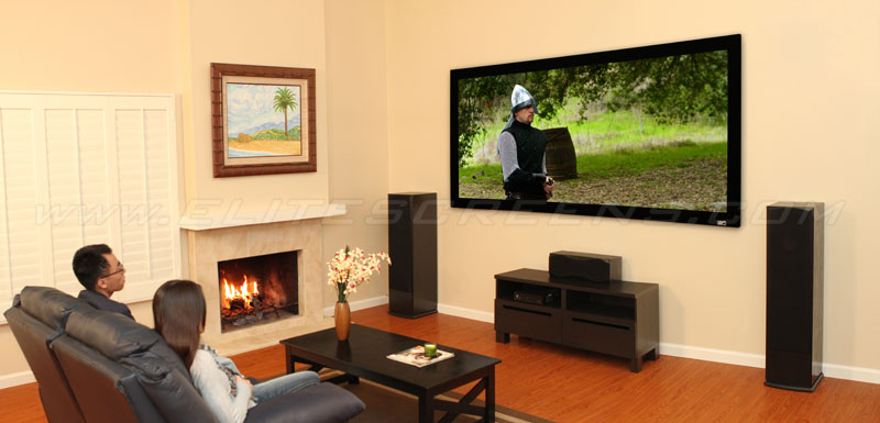 Lunette Series in Home Theater