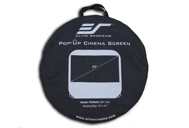 Pop-up Cinema Series Carrying Bag