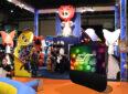 Pop-up Cinema Series Tradeshow Environment