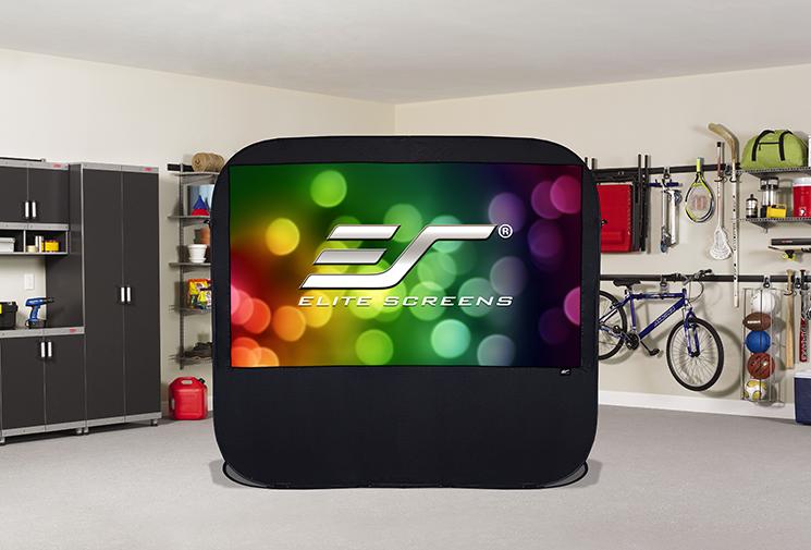Pop-up Cinema Series Garage Environment