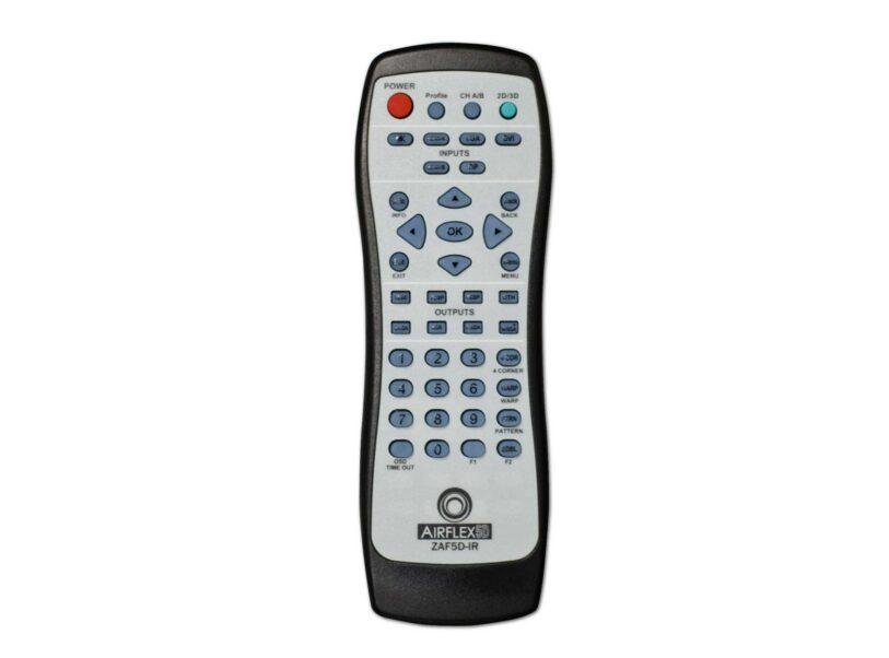 AirFlex5D™ IR Remote
