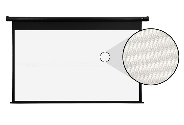 Spectrum Series with AcousticPro UHD Material Detail