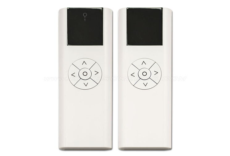 Starling 2 Series IR and RF Remote Controls