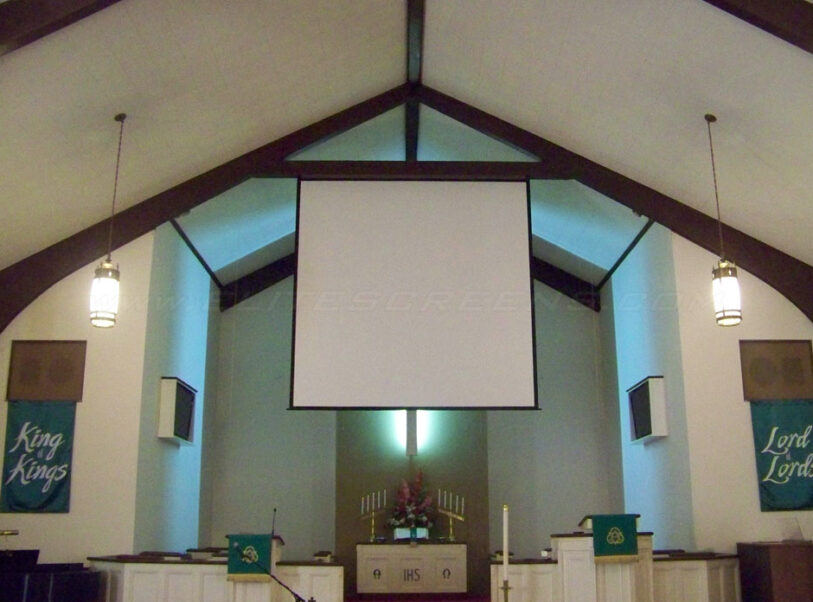 VMAX2 Series 170 in Murfreesboro First United Methodist Church In Murfreesboro AR