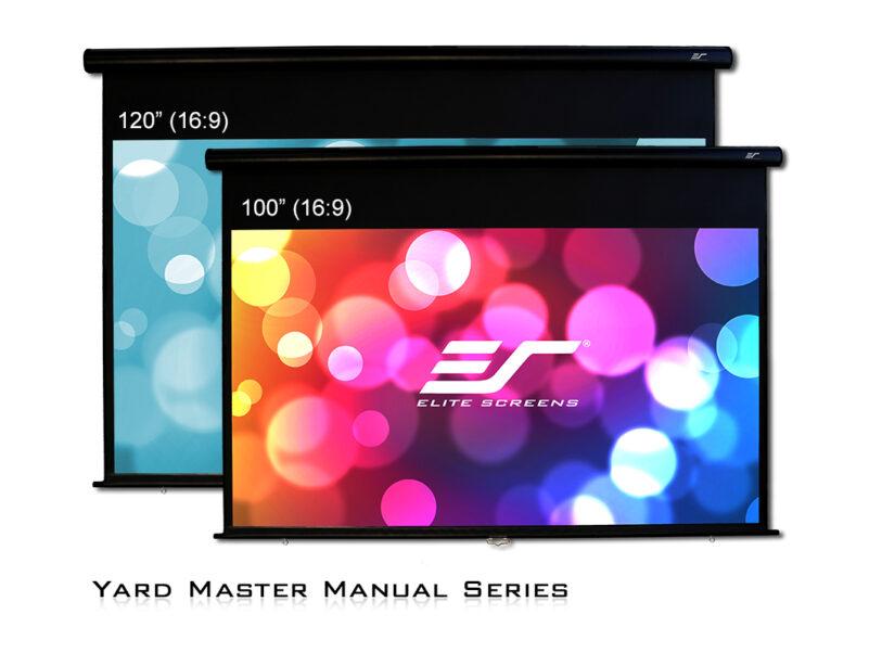Yard Master Manual Series Sizes