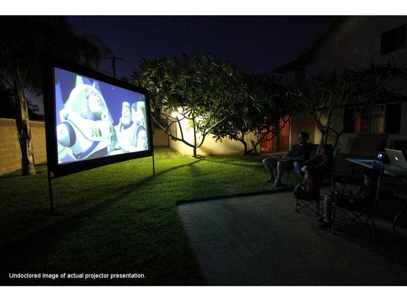 Yard Master Series Backyard Application